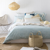 Bambury Cayman Single Bed Quilt Cover Set