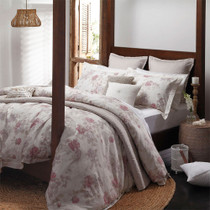 Private Collection Adeline Albaster Super King Bed Quilt Cover Set
