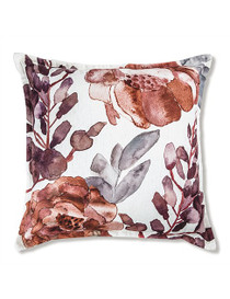 Madras Link Sanctuary Paprika Cushion