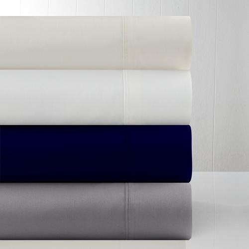 In 2 Linen 800TC Supima Cotton Pillowcase Pair