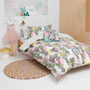 KAS Kids Billie Double Bed Quilt Cover Set