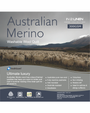 In 2 Linen Australian Merino Wool Single Bed Quilt 300GSM   All seasons