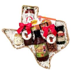 Wrangler Taste of Texas Gift Basket