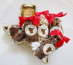 Texas Pecan Love Gift Basket