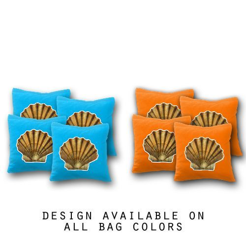 Beach and Vacation Cornhole Bags