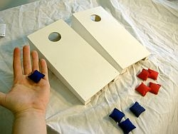 Tabletop Cornhole Sets