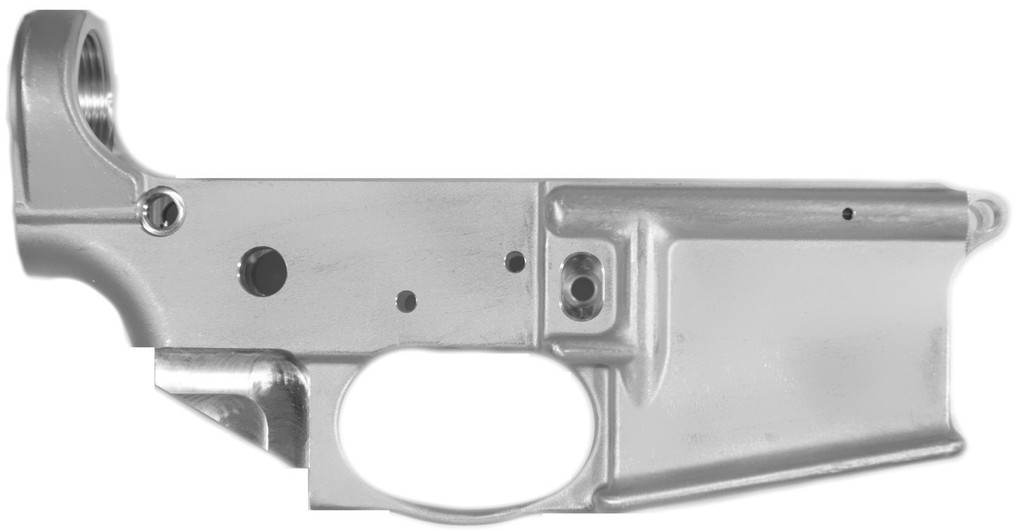 Forged AR15 Enclosed Trigger Guard right side, 100%