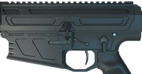 "Noreen BN36X3 Carbine- X with 16"" Barrel 30-06, up close left"