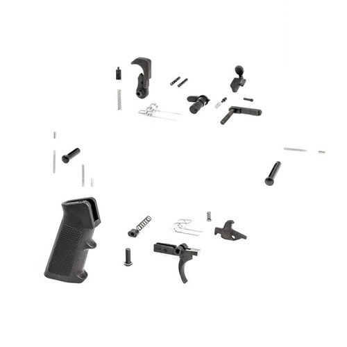 AR .308 COMPLETE LOWER PARTS KIT PISTOL GRIP