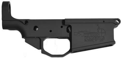 Noreen BN308 100% Billet Lower - Right Black Anodized