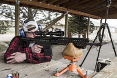 The Award Winning 30-06 AR-Style Rifle