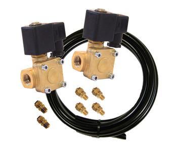 Kleinn 6885 BlastMaster Plus Upgrade Kit for Model 230 Beast Horns with Vortex 6 Brass Valve