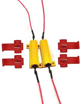 LED Load Resistors (Pair)