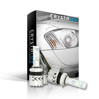 CrystaLux XHP Series LED Fog Light Bulbs (9006) for Ford F-150 (1997-1998)