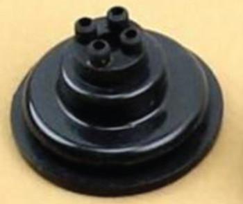 4 Position Wiring Seal/Grommet, Raised (Pair)