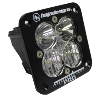 Baja Designs Squadron Pro, Flush Mount, LED Driving/Combo