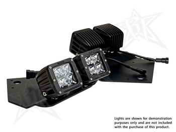 Rigid Industries 2010-2014 Ford F-150 SVT Raptor Fog Light Replacement Kit