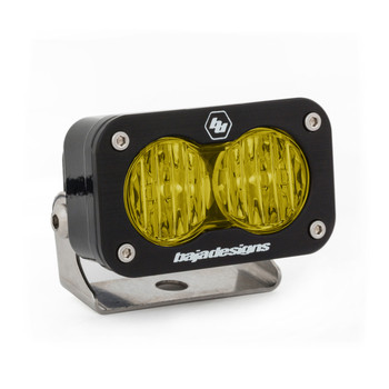 Baja Designs S2 Pro LED Wide Cornering, Amber