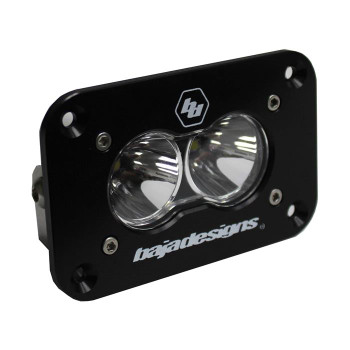 Baja Designs S2 Pro, Flush Mount, LED Spot