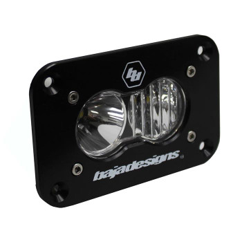 Baja Designs S2 Pro, Flush Mount, LED Driving/Combo