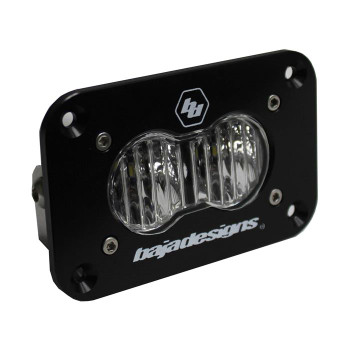Baja Designs S2 Pro, Flush Mount, LED Wide Cornering