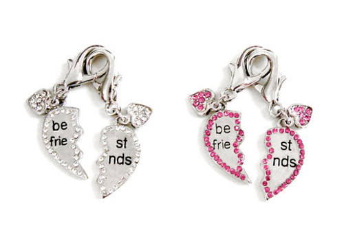 Best Friends Charms