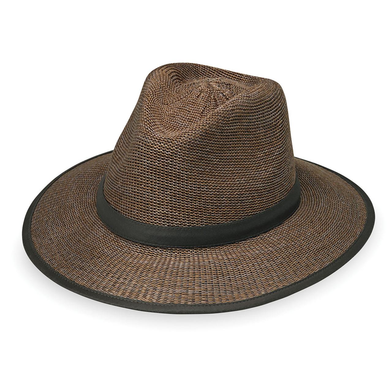 ... bc083 c00eb Mens Wallaroo gabe UV Sun hat  wholesale 6b692 a48c1 Hair  mens straw hat Panama Christies London United Kingdom brand Hat spring  summer ... cbcabcf63734