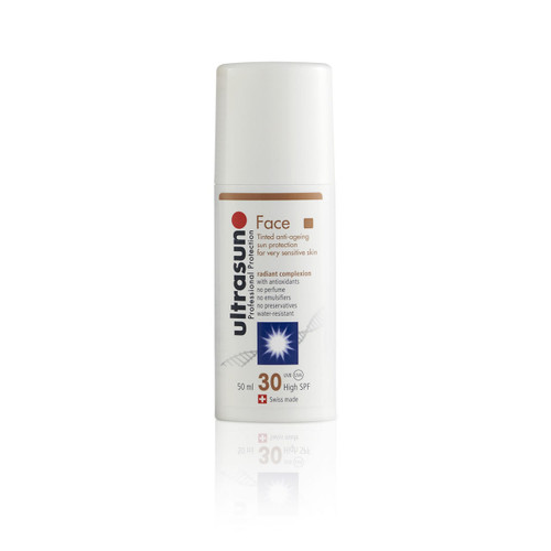 Ultrasun SPF30 face tinted 50ml
