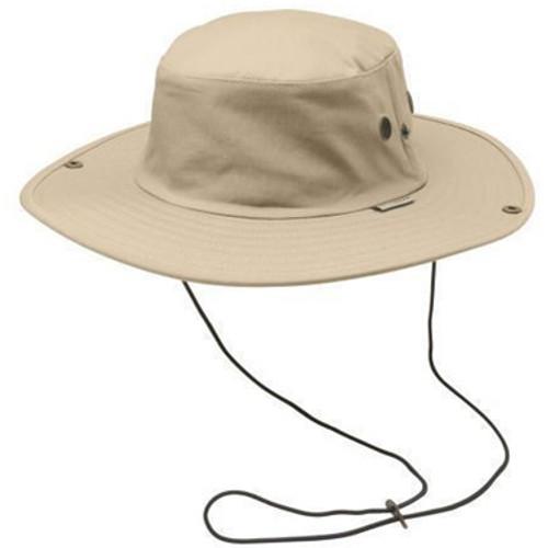 White Rock Outback UV sun hat khaki