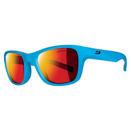 Julbo reach matt cyan blue sunglasses