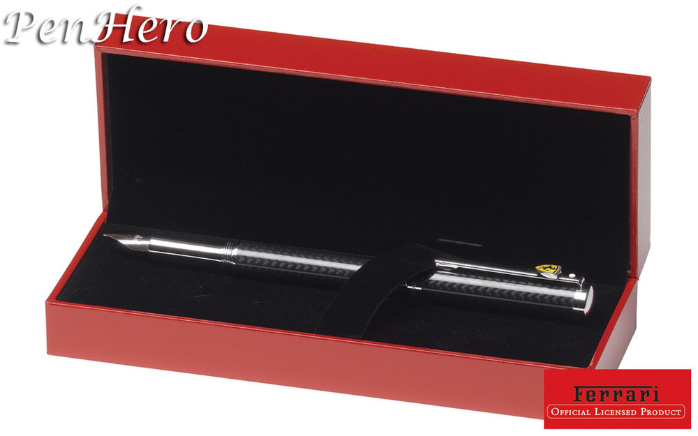Sheaffer Ferrari Intensity Carbon Fiber Fountain Pen