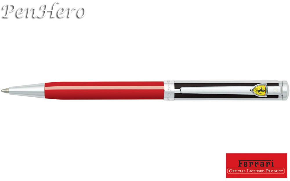 Sheaffer Ferrari Intensity Rosso Corsa Ballpoint Pen