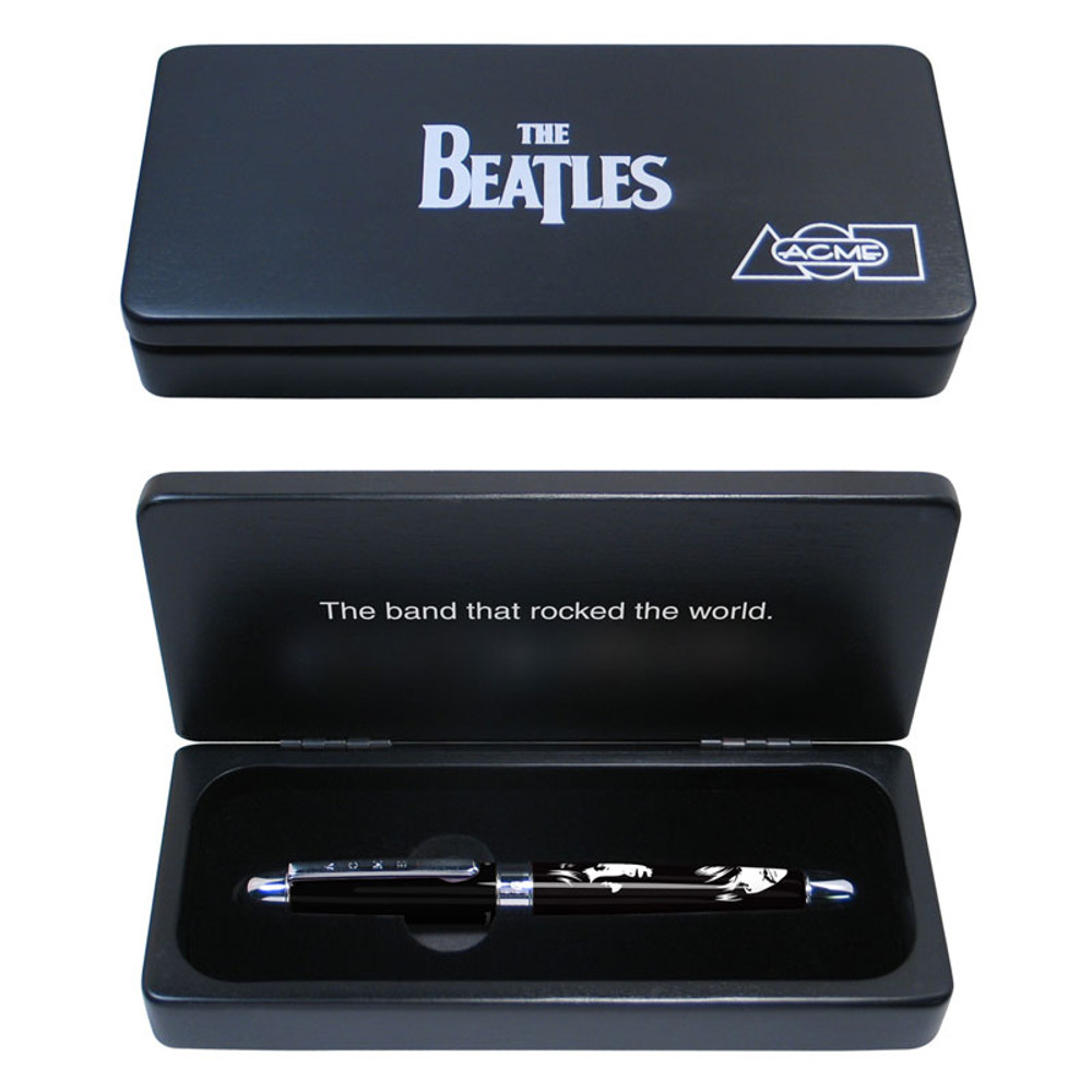 ACME The Beatles: 1968 Limited Edition Rollerball Pen