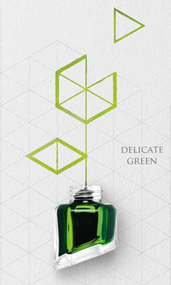 Caran d'Ache Delicate Green Ink Bottle