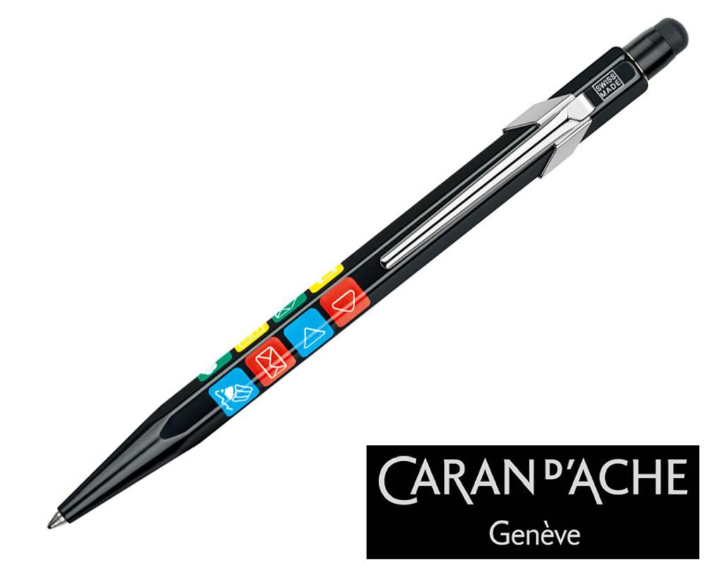 Caran d'Ache 849 Genius Icon Ballpoint Pen