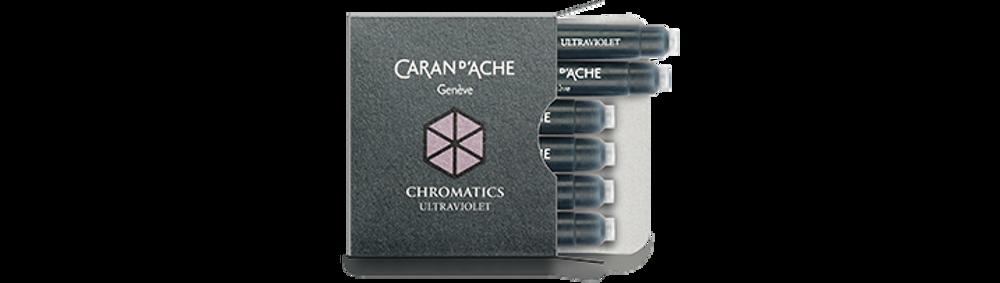 Caran d'Ache Ultra Violet Ink Cartridges