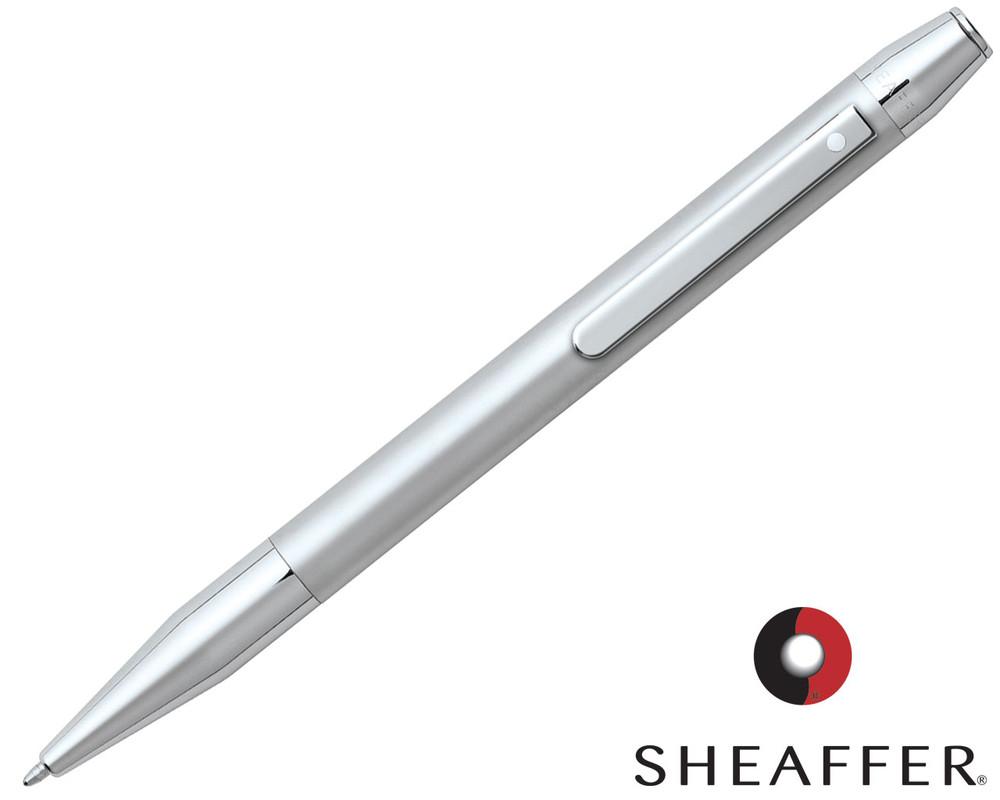 Sheaffer Defini Satin Chrome Ballpoint Pen