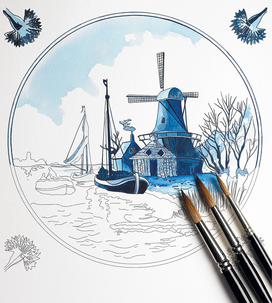 Traditional Dutch Tiles