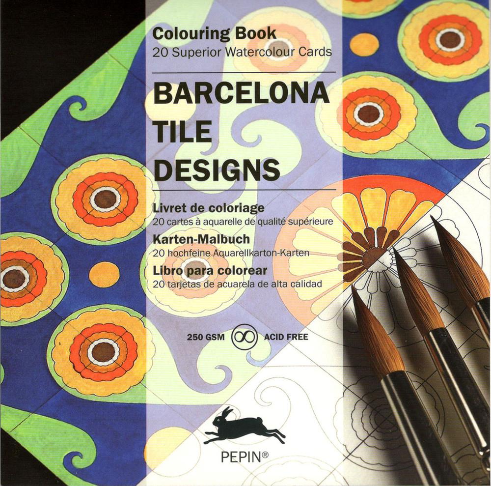 Barcelona Tile Designs