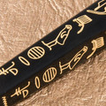 The Metropolitan Museum of Art Egyptian Hieroglyphics Rollerball Pen detail