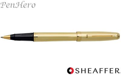 Sheaffer Prelude Fluted 22 Karat Gold Plate Rollerball Pen