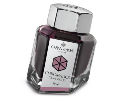 Caran d'Ache Ultra Violet Ink Bottle