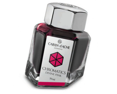 Caran d'Ache Divine Pink Ink Bottle