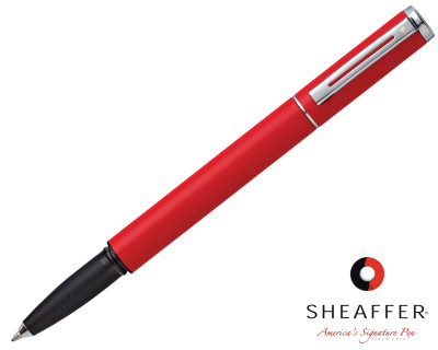 Sheaffer Award Matte Red Rollerball Pen