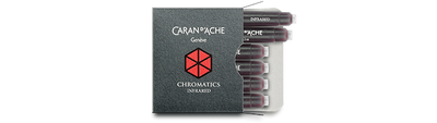 Caran d'Ache Infra Red Ink Cartridges