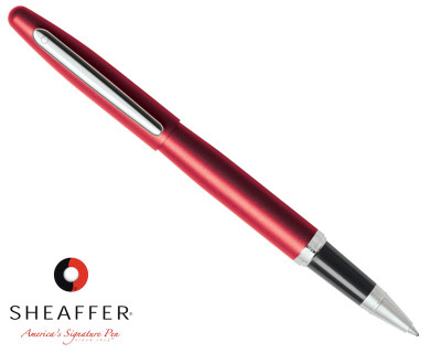Sheaffer VFM Excessive Red Rollerball Pen