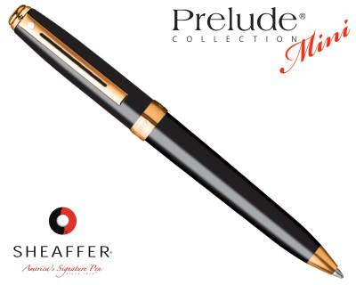 Sheaffer Prelude Mini Black Laque G/T Ballpoint Pen