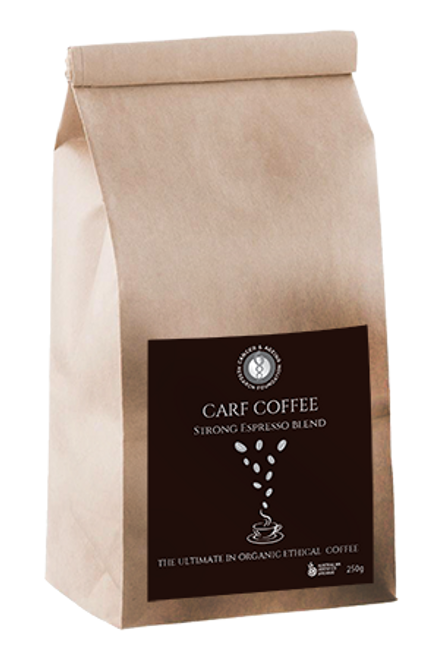 Organic Strong Espresso Coffee