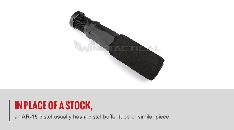 Pistol Buffer Tube
