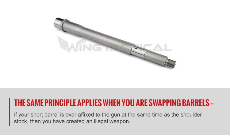 AR Pistol Barrel